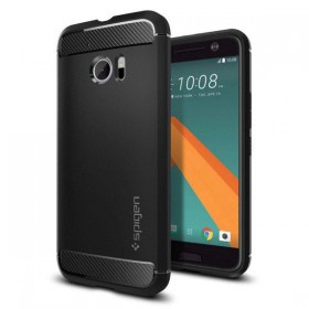 SPIGEN RUGGED ARMOR HTC 10 BLACK-117431
