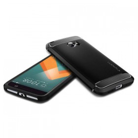 SPIGEN RUGGED ARMOR HTC 10 BLACK