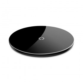 BASEUS SIMPLE WIRELESS CHARGER BLACK