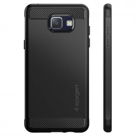 SPIGEN SGP RUGGED ARMOR GALAXY A3 2016 BLACK
