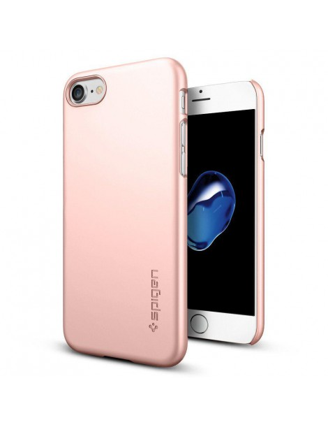 SPIGEN THIN FIT IPHONE 7/8 ROSE GOLD-117704