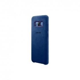 SAMSUNG ALCANTARA COVER GALAXY S8+ PLUS BLUE