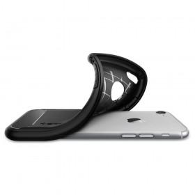 Futerał do Samsung Galaxy S6 Edge G925F Goospery Mercury Jelly + Szkło Hartowane