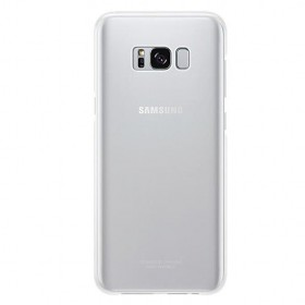SAMSUNG CLEAR COVER GALAXY S8  PLUS SILVER-121005