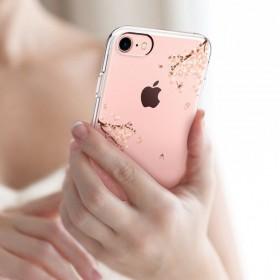 Futerał do iPhone 6 6S Goospery Mercury iJelly + Szkło Hartowane