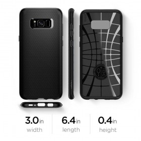 SPIGEN LIQUID AIR GALAXY S8 BLACK