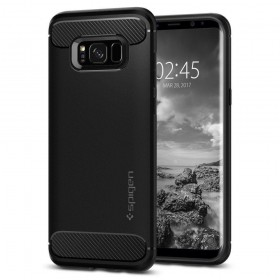 SPIGEN RUGGED ARMOR GALAXY S8 BLACK-119765