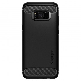 SPIGEN RUGGED ARMOR GALAXY S8 BLACK