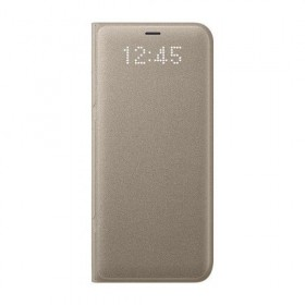 SAMSUNG LED VIEW COVER GALAXY S8  PLUS GOLD-126205