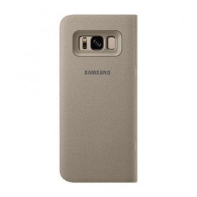 SAMSUNG LED VIEW COVER GALAXY S8+ PLUS GOLD