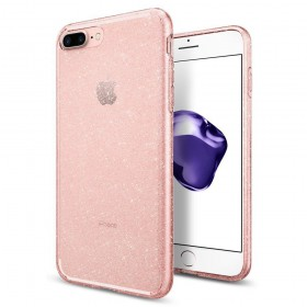 SPIGEN LIQUID CRYSTAL IPHONE 7/8 PLUS GLITTER ROSE-121318