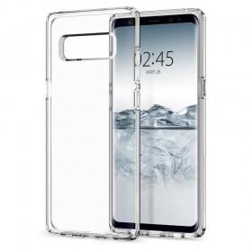SPIGEN LIQUID CRYSTAL GALAXY NOTE 8 CRYSTAL CLEAR-122517