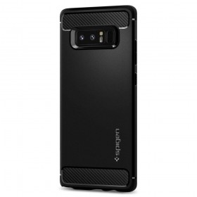 SPIGEN RUGGED ARMOR GALAXY NOTE 8 MATTE BLACK