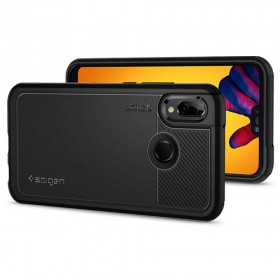 SPIGEN MARKED ARMOR HUAWEI P20 LITE BLACK