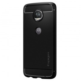 SPIGEN RUGGED ARMOR MOTOROLA MOTO Z2 PLAY BLACK