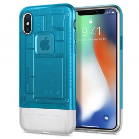 SPIGEN CLASSIC C1 IPHONE X/10 BLUEBERRY-129693