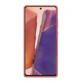 Futerał Samsung Note 20 Kvadrat Cover Czerwony
