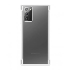 Futerał Samsung Note 20 Clear Protective Cover Biały