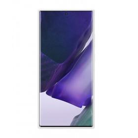 Futerał Samsung Note 20 Ultra Silicone Cover Biały