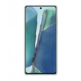 Futerał Samsung Note 20 Silicone Cover Zielony