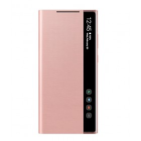 Futerał Samsung Note 20 Ultra Led View Cover Miedziany