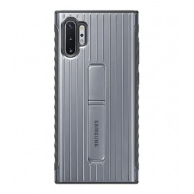 Futerał Samsung Note 20 Ultra Protective Standing Cover Srebrny