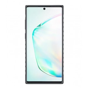 Futerał Samsung Note 10+ Protective Standing Cover Srebrny