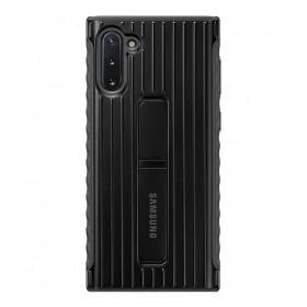 Futerał Samsung Note 20 Ultra Protective Standing Cover Srebrny