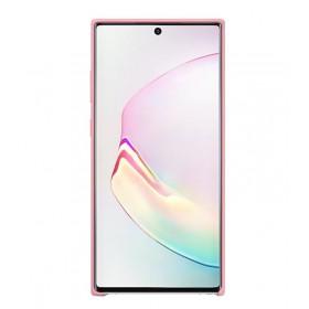 Futerał Samsung Note 10 Silicone Cover Różowy