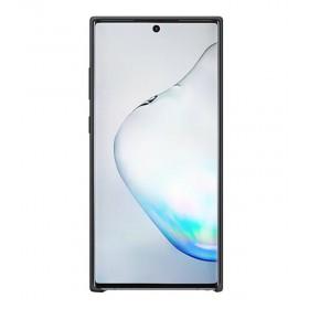 Futerał Samsung Note 10 Silicone Cover Czarny