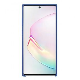 Futerał Samsung Note 10 Silicone Cover Niebieski