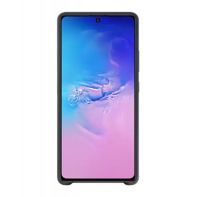 Futerał Samsung S10 Lite Silicone Cover Czarny