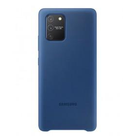 Futerał Samsung S10 Lite Silicone Cover Niebieski
