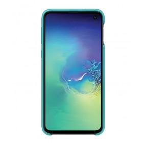 Futerał Samsung S10e Silicone Cover Zielony