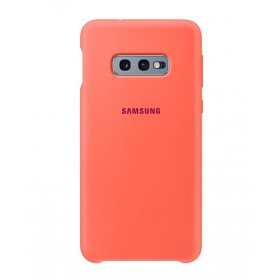 Futerał Samsung S10+ Silicone Cover Czarny