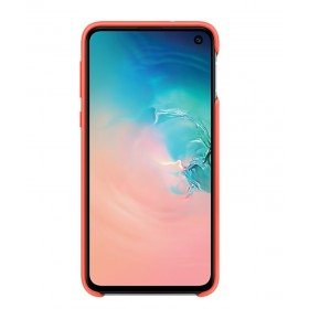 Futerał Samsung S10e Silicone Cover Różowy