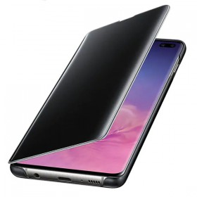 Futerał Samsung S10e Clear View Cover czarny