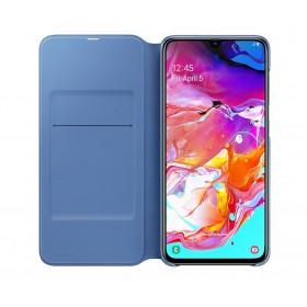 Futerał Samsung A70 Wallet Cover Czarny