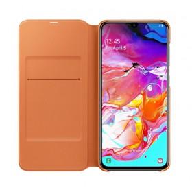 Futerał Samsung A70 Wallet Cover Biały