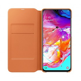 Futerał Samsung A50 Wallet Cover Biały