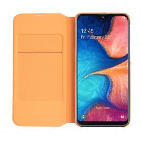 Futerał Samsung A20e Wallet Cover Biały