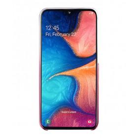 Futerał Samsung A20e Gradation Cover Różowy