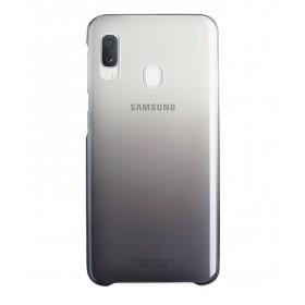 Futerał Samsung A70 Gradation Cover Czarny