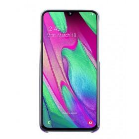 Futerał Samsung A40 Gradation Cover Fioletowy