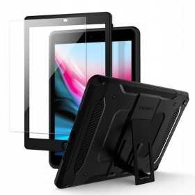 SPIGEN TOUGH ARMOR TECH IPAD 9.7 2017/2018 BLACK-129800