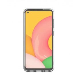 Futerał Samsung A21s Clear Cover Transparentny