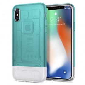SPIGEN CLASSIC C1 IPHONE X/10 BONDI BLUE-129952