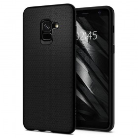 SPIGEN LIQUID AIR GALAXY A8 2018 MATTE BLACK-125185
