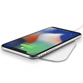 SPIGEN F302W WIRELESS CHARGER WHITE-125505