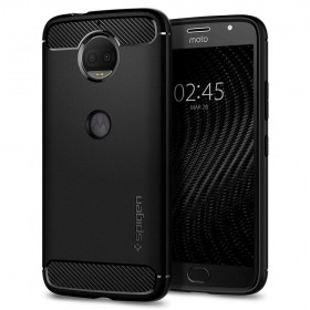 SPIGEN RUGGED ARMOR MOTOROLA MOTO G5S PLUS BLACK-126192